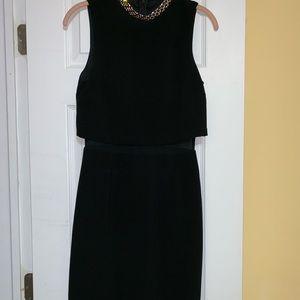 ASOS knee length dress
